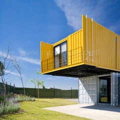 Holiday Container House