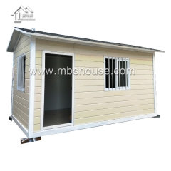 Luxury Prefabricated Flat Pack Container